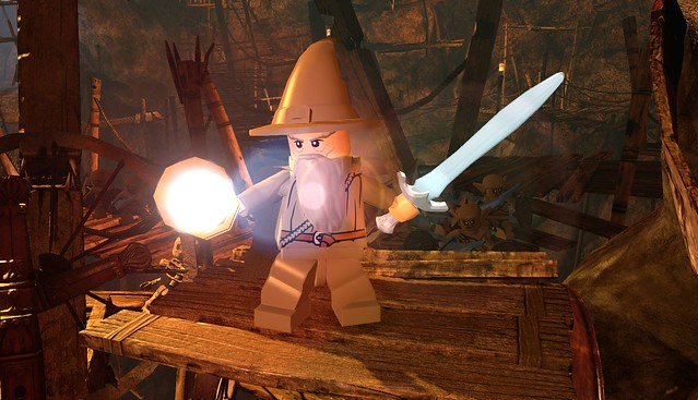 LEGO The Hobbit on PS3
