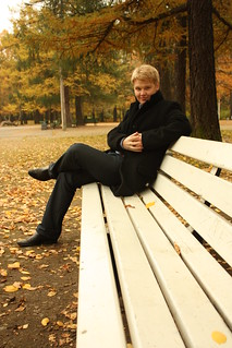 Фотография Пленэр Осенняя история любви