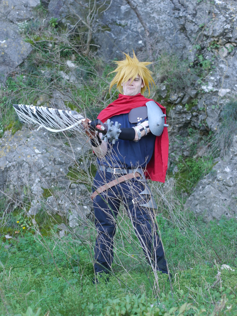related image - Sortie Cosplay Avignon - 2014-02-22- P1780153