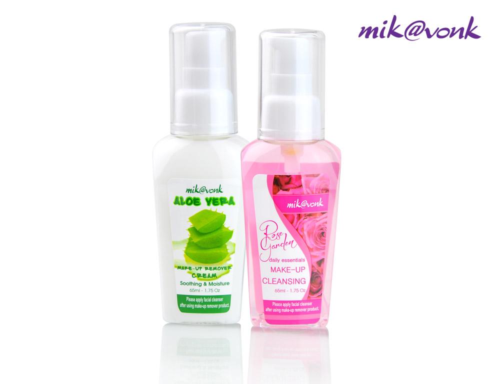 Kem dưỡng da tẩy trang nha đam MIK@VONK aloe make up remover cream