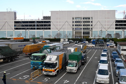 Osaka Nanko ferry terminal