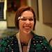 Rachel Boehm Wears Glass