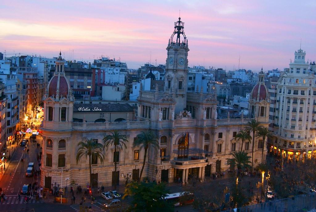 Valencia desde el Edificio Telefonica (14)