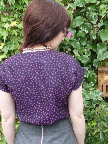 Handmade Afternoon Blouse