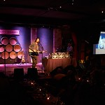 Wed, 16/04/2014 - 3:38pm - At City Winery NYC on 4/11/14 with special guests. Photo by Gus Philippas