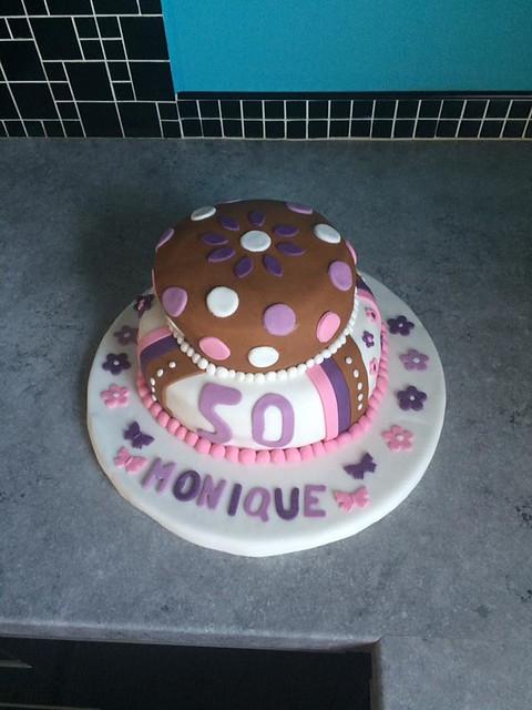 Cake by Les patisseries girly de Laeti
