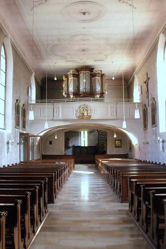 St. Alban, Hendungen