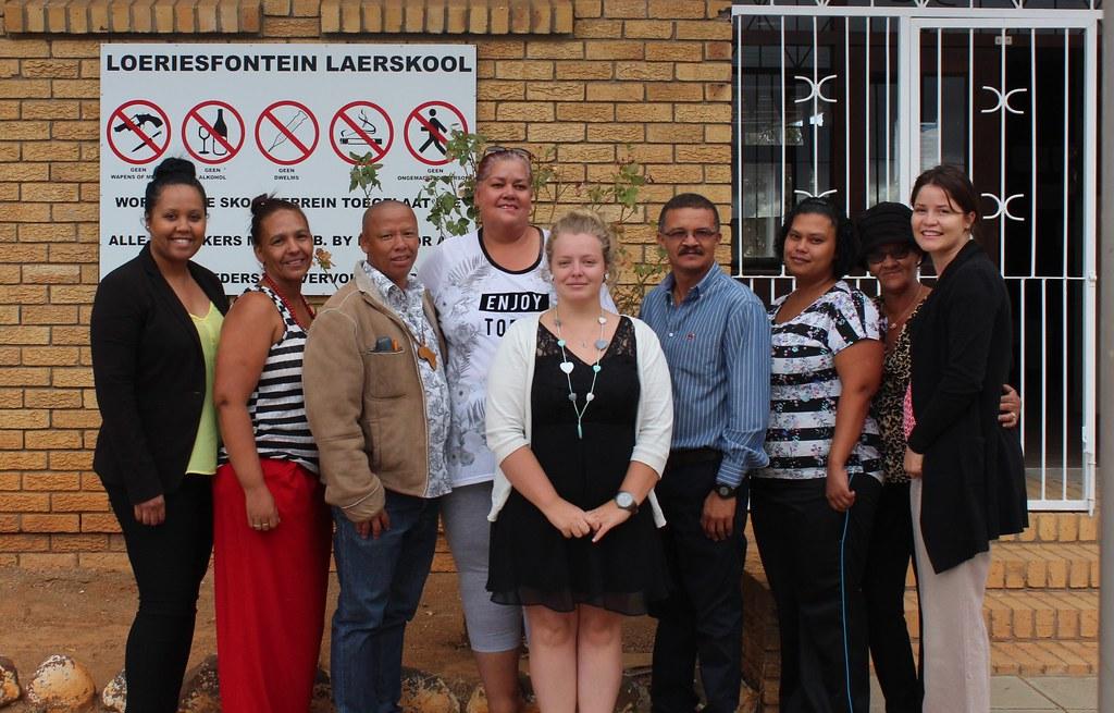 Loeriesfontein wind farms launch remedial teacher support programme