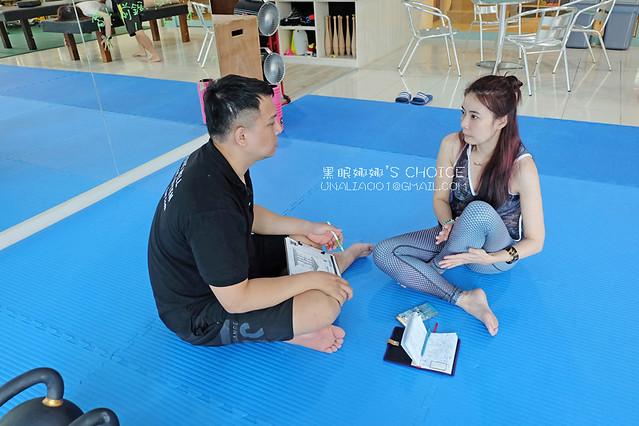台南康體運動空間調整後討論瞭解問題