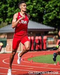 400m #uiwtrack #tracknation #ok3sports