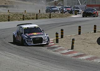Mattias Ekström (Audi S1 EKS RX quattro), Montalegre RX