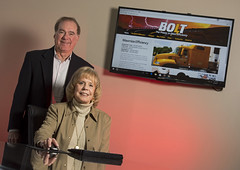 BOLT System - Jerry and Gayle Robertson 1
