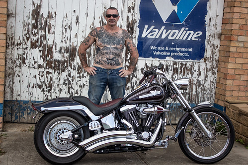 Harley Davidson Photoshoot