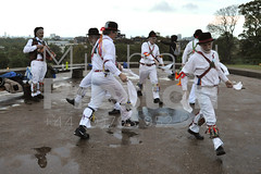 May-Day Morris dancing celebrations, May Day, London, United Kingdom