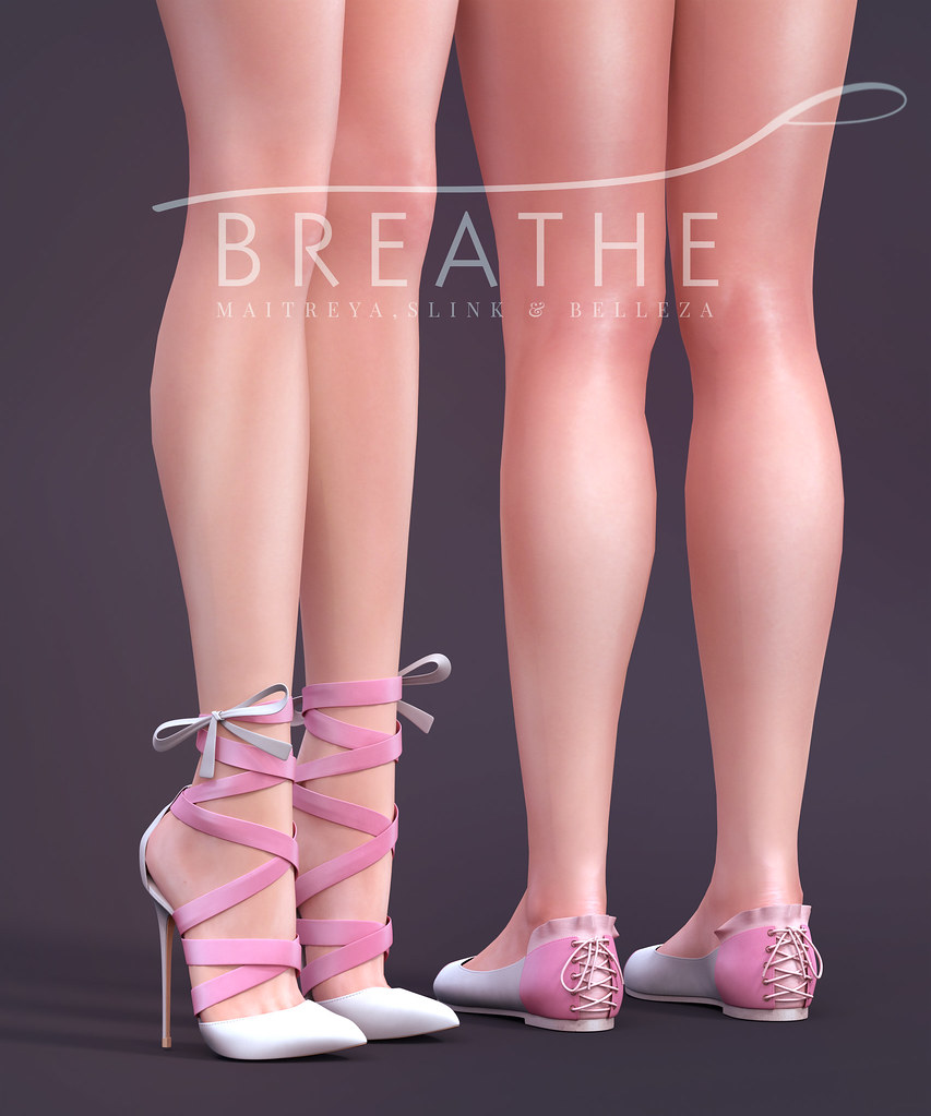 [BREATHE]-Sandra & Vivien - SecondLifeHub.com