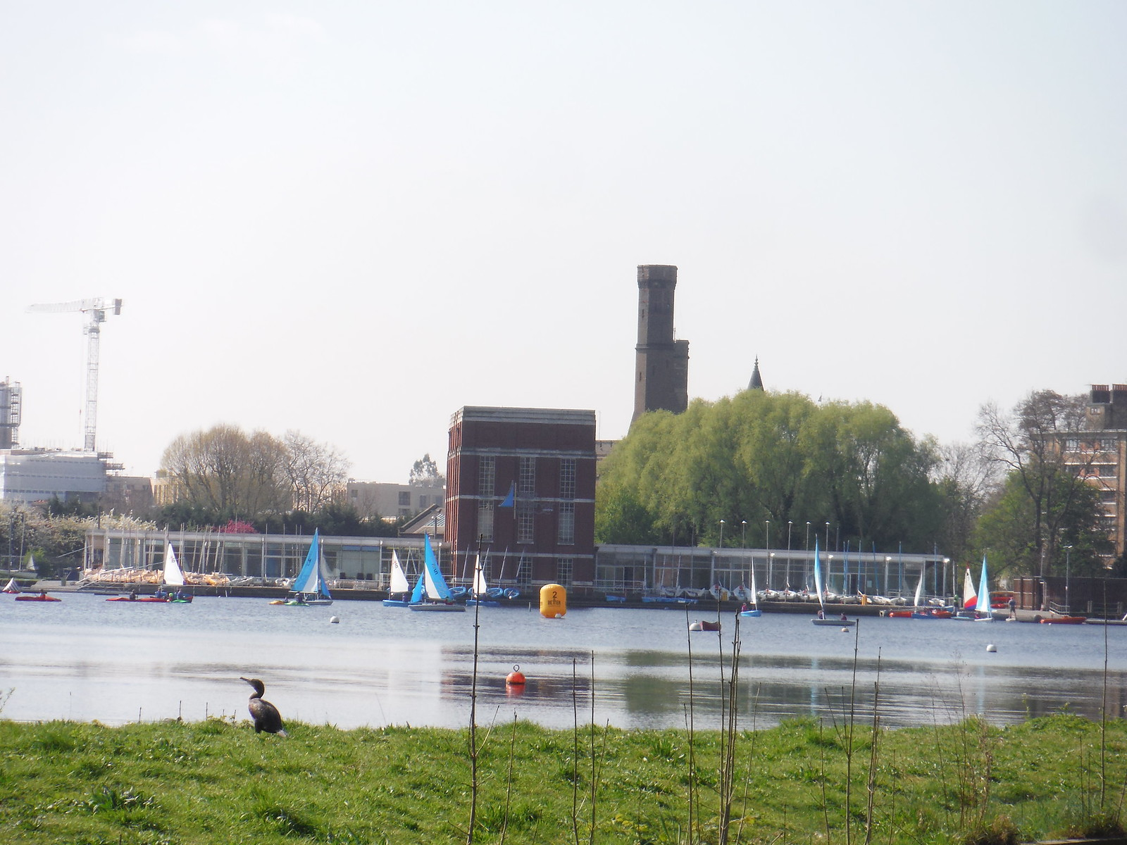 West Reservoir Centre, Stoke Newington SWC Short Walk 26 - Woodberry Wetlands (Stoke Newington Reservoirs)
