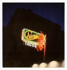 Chicas Tacos Neon