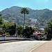 Hill from Bridge at Rio Cuale por azkaged
