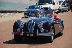 automobile, jaguar xk120, jaguar xk140, vehicle, automotive design, antique car, classic car, vintage car, land vehicle, luxury vehicle, convertible,