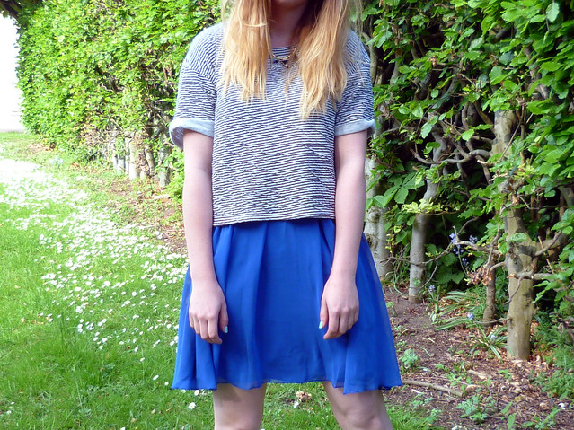 Chi Chi cobalt blue dress