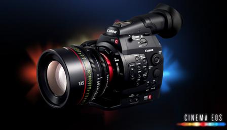 Nuevas cámaras de cine digitales Canon EOS C500 y C500 PL