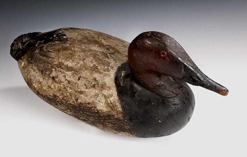Maryland Canvasback Duck Decoy