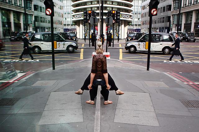 London EC2 - Fantastic Color Street Photographs