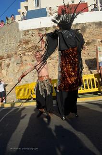 Mojácar 2013/Fiesta de Moros y cristianos / Moors & Christians Festival/Almeria Spain