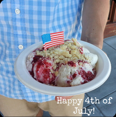4th of July Ice Cream