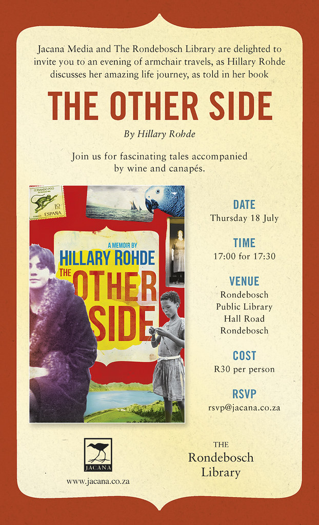 Invitation: Launch of The Other Side