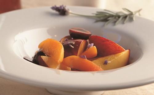 Fruit + Lavender