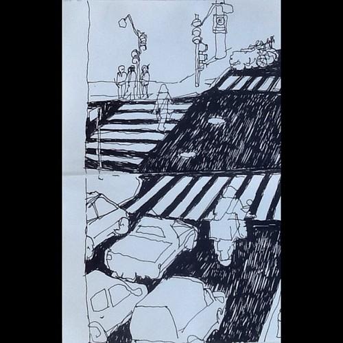 Caligrafia Urbana:...com.... by Dalton de Luca