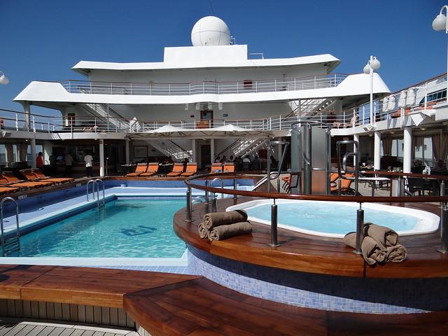Silversea Silver Whisper Cruise Ship