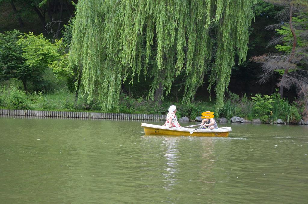 ボート。4