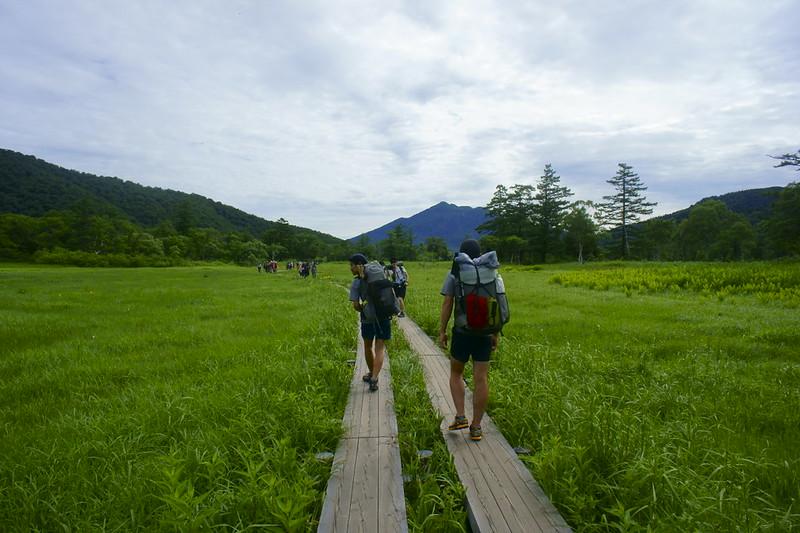 DSC06558 Oze:Mt.Shihutsu Hike