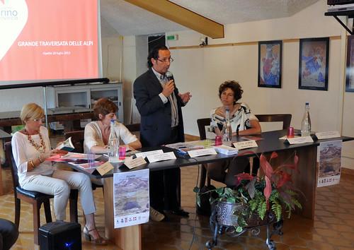 Presentazione Progetto DANTE - Le Buone Pratiche per lo sviluppo del Turismo montano