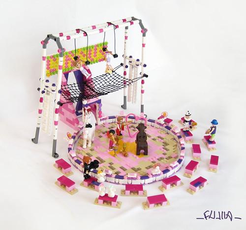 Circus Rehearsal