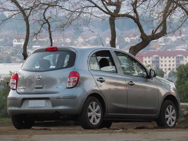 A fuel-efficient used Nissan March (Nissan Micra) supermini car from online used car dealer BE FORWARD.