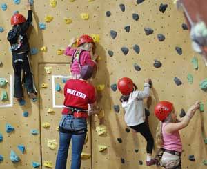 Kids Climbing Camps