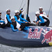 The Two American Red Bull Youth America's Cup Teams