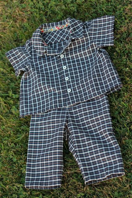 Pyjama d'homme