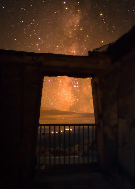 Window On The Milky Way