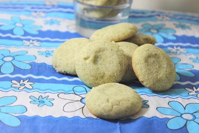 elaichi- chai cookies