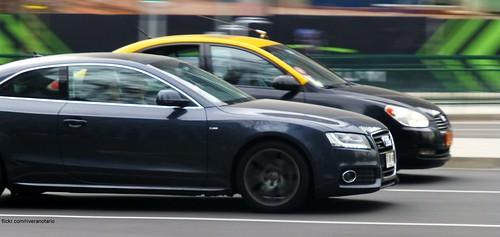 Audi A5 - Santiago, Chile
