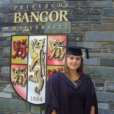 Chloe Graduating