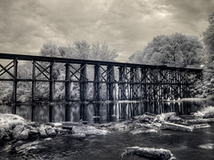 Hamilton Trestle Bridge
