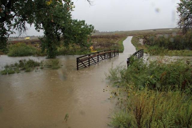 Dry Creek Bridge, Broomfield, Colo.