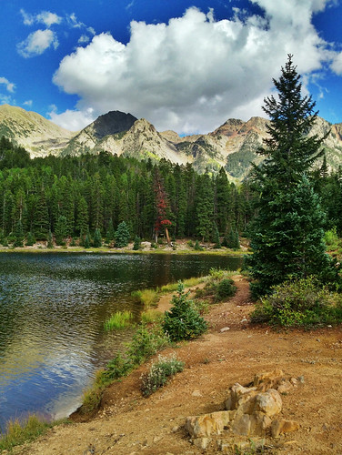 SpiritSelf posted a photo:	Potato Lake