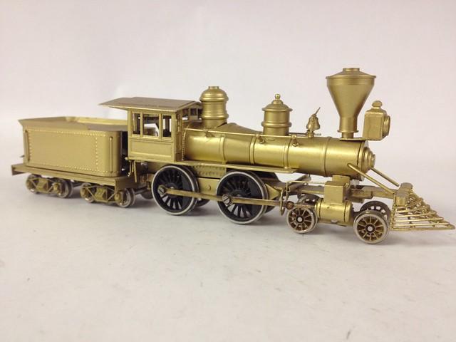 Ho scale brass locomotives for sale