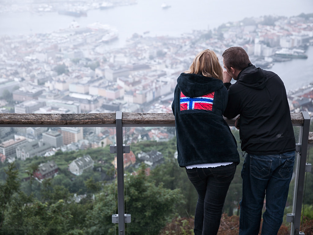 Love in Bergen